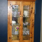 Curio Cabinet (Pine)