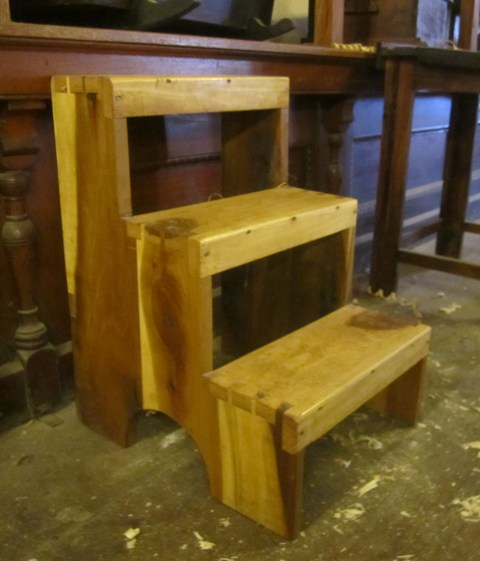 Three Step Step-stool
