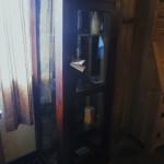 Curio Cabinet (Walnut)