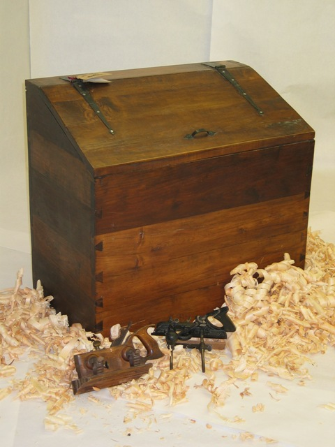 Large Flour Bin (Sugar Maple)