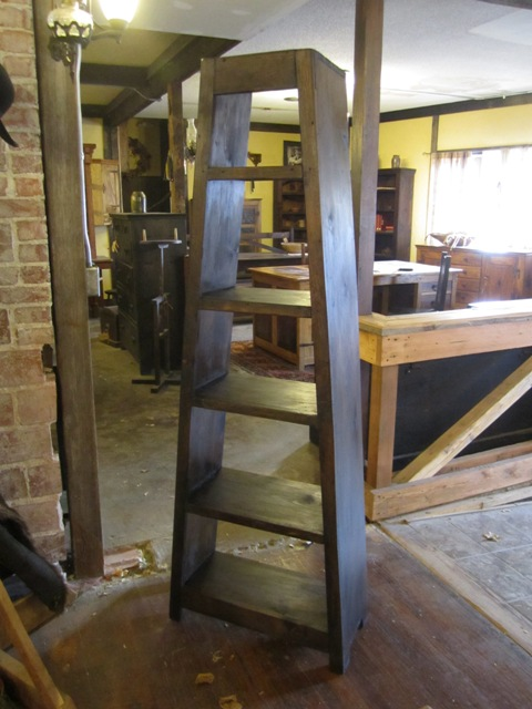 Mill Cupboard (reclaimed Fir)