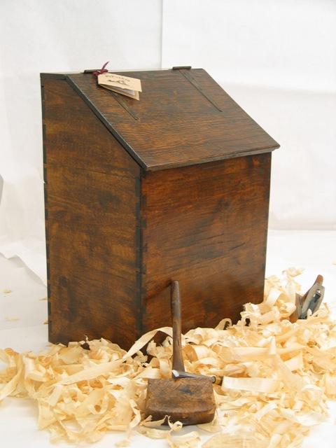 Small Flour Bin (Douglas Fir)