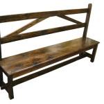 Sunrise Bench (pine)