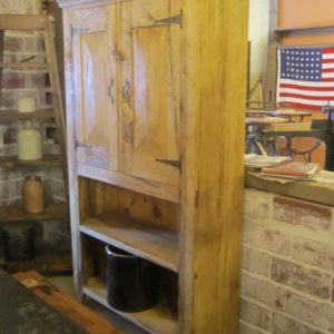 Pail Cupboard (Hackberry)