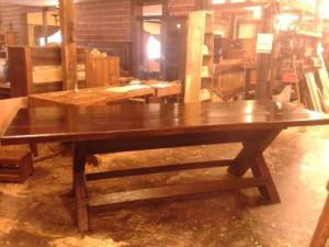 sawbucks table