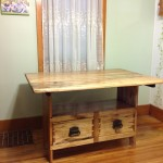 Settle Table (Hackberry)