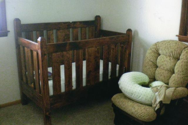 Slat Crib
