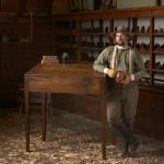 Stand Up Writing Desk (Honey Locust and Poplar)