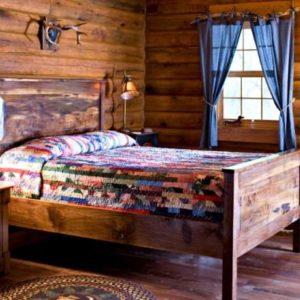 Raised Panel Bed